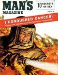 Man's Magazine (1952-1976) Vol. 2 #6