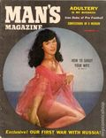 Man's Magazine (1952-1976) Vol. 3 #2