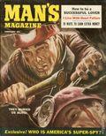 Man's Magazine (1952-1976) Vol. 3 #3