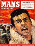 Man's Magazine (1952-1976) Vol. 3 #4