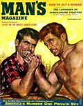 Man's Magazine (1952-1976) Vol. 3 #8