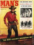 Man's Magazine (1952-1976) Vol. 4 #1