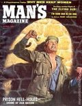 Man's Magazine (1952-1976) Vol. 4 #3