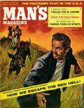 Man's Magazine (1952-1976) Vol. 4 #4