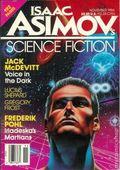 Asimov's Science Fiction (1977-2019 Dell Magazines) Vol. 10 #11
