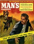 Man's Magazine (1952-1976) Vol. 4 #5
