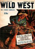 Wild West Weekly (1927-1943 Street & Smith) Pulp Vol. 160 #6