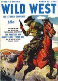 Wild West Weekly (1927-1943 Street & Smith) Pulp Vol. 161 #1