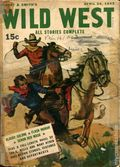 Wild West Weekly (1927-1943 Street & Smith) Pulp Vol. 161 #3