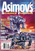 Asimov's Science Fiction (1977-2019 Dell Magazines) Vol. 17 #1