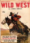 Wild West Weekly (1927-1943 Street & Smith) Pulp Vol. 163 #2