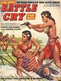 Battle Cry Magazine (1955 Stanley Publications) Vol. 4 #5
