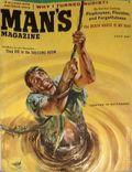 Man's Magazine (1952-1976) Vol. 4 #6