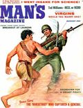 Man's Magazine (1952-1976) Vol. 4 #7