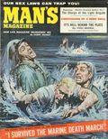 Man's Magazine (1952-1976) Vol. 4 #8