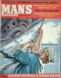 Man's Magazine (1952-1976) Vol. 4 #10