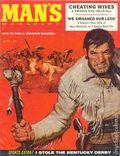 Man's Magazine (1952-1976) Vol. 5 #6