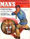 Man's Magazine (1952-1976) Vol. 5 #8