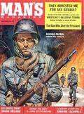 Man's Magazine (1952-1976) Vol. 5 #11