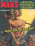 Man's Magazine (1952-1976) Vol. 6 #1