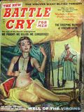 Battle Cry Magazine (1955 Stanley Publications) Vol. 4 #6