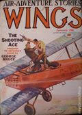 Wings (1928-1953 Fiction House) Pulp Vol. 1 #1
