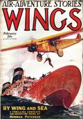 Wings (1928-1953 Fiction House) Pulp Vol. 1 #2