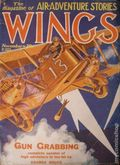Wings (1928-1953 Fiction House) Pulp Vol. 1 #11