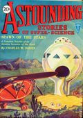 Astounding Stories of Super Science (1930-1931 Clayton Magazines) Pulp Vol. 1 #2