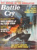 Battle Cry Magazine (1955 Stanley Publications) Vol. 6 #1