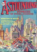 Astounding Stories of Super Science (1930-1931 Clayton Magazines) Pulp Vol. 2 #1