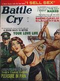 Battle Cry Magazine (1955 Stanley Publications) Vol. 6 #2