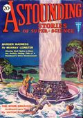 Astounding Stories of Super Science (1930-1931 Clayton Magazines) Pulp Vol. 2 #2