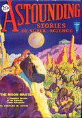 Astounding Stories of Super Science (1930-1931 Clayton Magazines) Pulp Vol. 2 #3