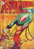 Astounding Stories of Super Science (1930-1931 Clayton Magazines) Pulp Vol. 3 #2
