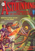 Astounding Stories of Super Science (1930-1931 Clayton Magazines) Pulp Vol. 3 #3