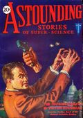 Astounding Stories of Super Science (1930-1931 Clayton Magazines) Pulp Vol. 4 #1