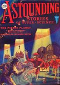 Astounding Stories of Super Science (1930-1931 Clayton Magazines) Pulp Vol. 4 #2