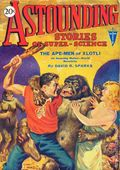Astounding Stories of Super Science (1930-1931 Clayton Magazines) Pulp Vol. 4 #3