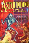 Astounding Stories of Super Science (1930-1931 Clayton Magazines) Pulp Vol. 5 #1