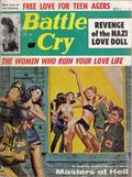 Battle Cry Magazine (1955 Stanley Publications) Vol. 7 #1