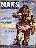Man's Magazine (1952-1976) Vol. 6 #2