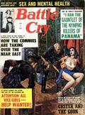 Battle Cry Magazine (1955 Stanley Publications) Vol. 7 #5