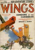 Wings (1928-1953 Fiction House) Pulp Vol. 2 #2