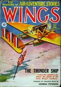 Wings (1928-1953 Fiction House) Pulp Vol. 2 #10