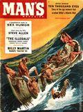 Man's Magazine (1952-1976) Vol. 6 #9