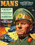 Man's Magazine (1952-1976) Vol. 6 #10