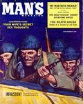 Man's Magazine (1952-1976) Vol. 6 #11