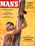 Man's Magazine (1952-1976) Vol. 7 #2