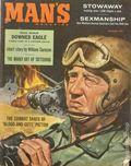 Man's Magazine (1952-1976) Vol. 7 #3
